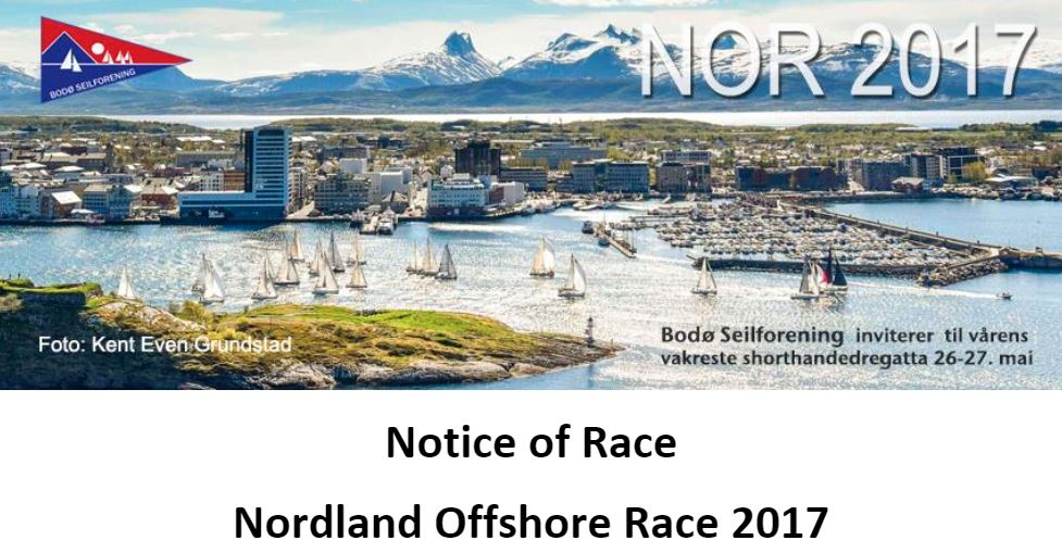 Notice of race Nordland